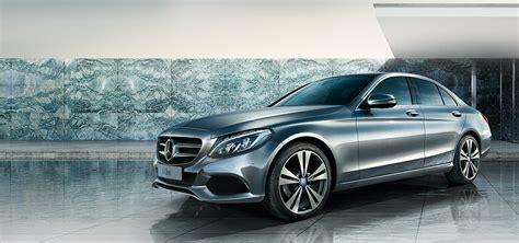 Website Mercedes Mercedes C Class Saloon