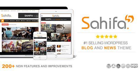 theme sahifa full sahifa responsive wordpress news magazine blog theme