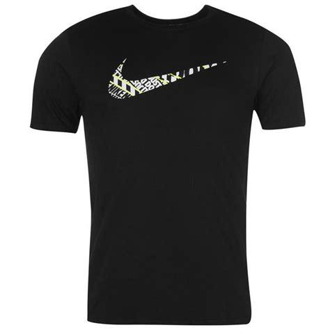 Tshirt Nike Just Do It Marron nike nike swoosh just do it quote t shirt mens mens t shirts