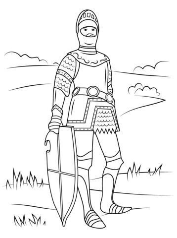 estera american gods king arthur coloring page free printable coloring pages