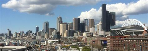 Marketing Manager Mba Salary Seattle Washington by Seattle Skyline From Our Hq D Realnetworks Office