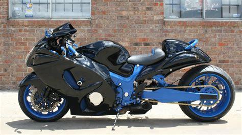 Www Suzuki Bikes Blue Sports Suzuki Hayabusa Wallpapers And Images