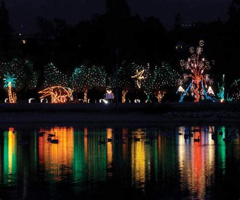 vasona lake fantasy of lights now by reservation only