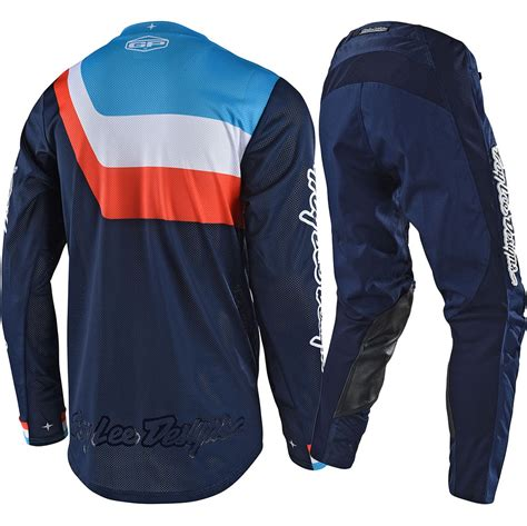 tld motocross gear troy designs 2018 mx gp air prisma team navy ktm