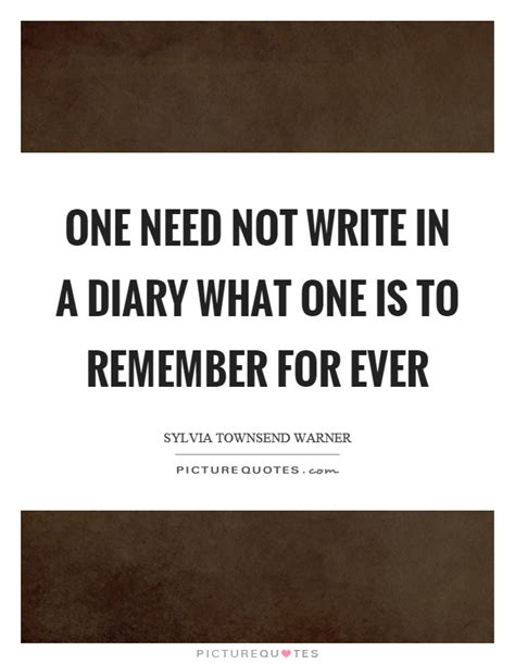 one is not a diary quotes diary sayings diary picture quotes