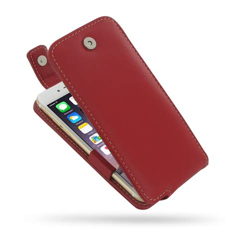 Flipcover Flipshell Flipcase Apple Iphone 6 Original I Century iphone 6 6s leather flip top pdair sleeve pouch holster