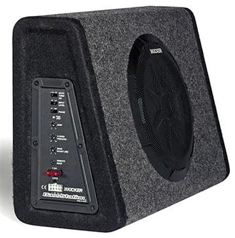 Subwoofer Universal Simple kicker pt250 car audio powered 250 watt single 10