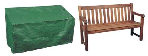cover for garden bench bosmere protector 2 seater green bench garden furniture cover