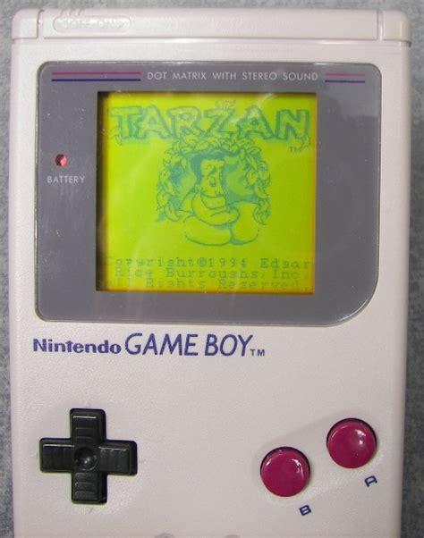 Nintendo Boy Model Dmg 01 Value 1989 nintendo dmg 01 boy nuby light plus 8