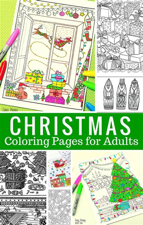 printable christmas worksheets for adults 1000 ideas