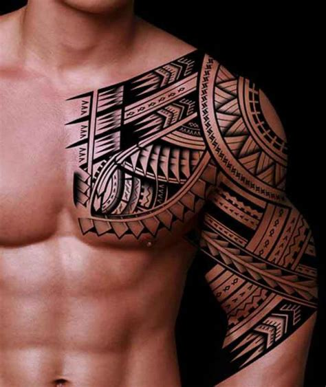 tribal arm sleeve tattoo these symbolic tribal tattoos are the way to go livinghours