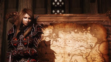 hack game demon hunter mod demon hunter armor skyrim images