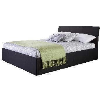 cheap double ottoman beds gfw ascot upholstered ottoman bed double brown double