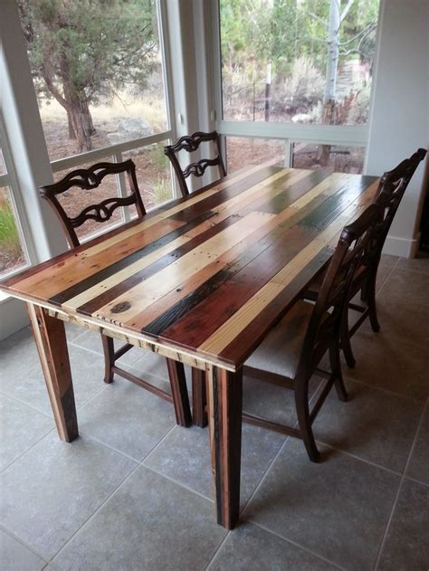 Build Wood Dining Table How To Make A Wood Dining Room Table 7275
