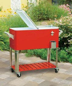 Backyard Creations Patio Cooler Infrared Heats Food Directly Locking In Flavor This