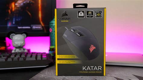 Corsair Gaming Katar Gaming Mouse corsair katar gaming mouse review beginnerstech