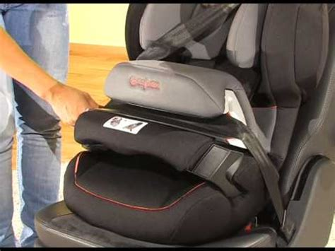 Auto Kindersitz Juno 2 Fix Lollipop 2014 by Cybex Juno Fix Kindersitz Gr 1 Babyartikel De Youtube