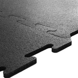Rubber Floor Covering Black Interlocking Rubber Tiles 2x2 Ft Interlocking Rubber Tile
