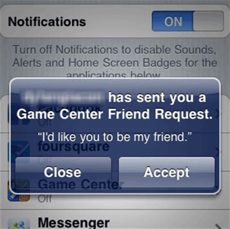 how to turn center alerts on your iphone and ipod touch