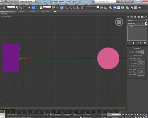 qt tool tutorial quick tip how to set up units use the tape tool in 3d