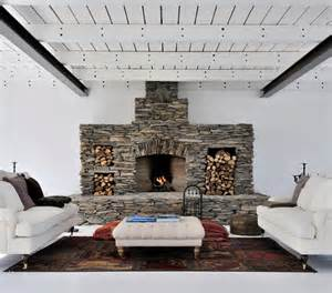 stone fireplace design 30 stone fireplace ideas for a cozy nature inspired home