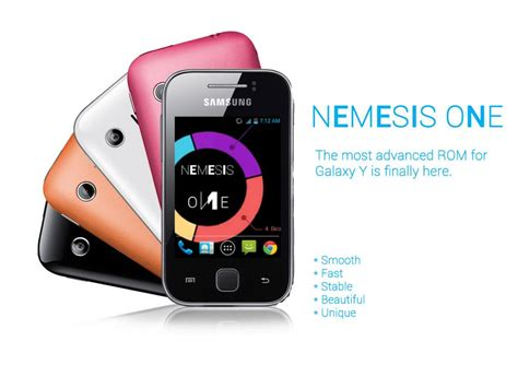themes android samsung galaxy y nemesis rom for galaxy y dipto s blog