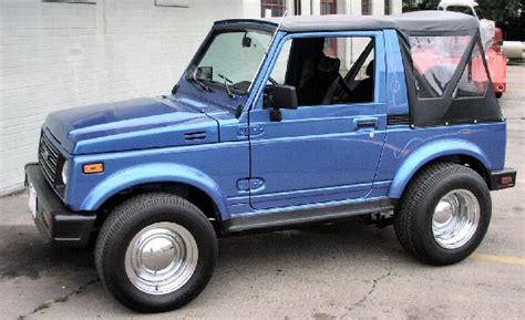 1989 Suzuki Samurai For Sale 1989 Suzuki Samurai