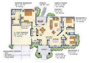 Home Builders Plans by Affordable Builder Friendly House Plans