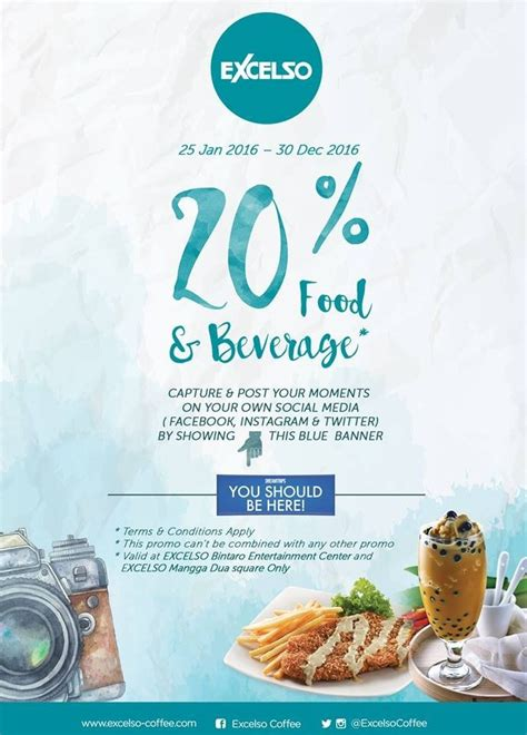 Coffe Di Excelso excelso coffee promo diskon 20 food beverage katalog