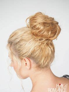 hairstyles for going out shopping 1000 ideas about quick curly hairstyles on pinterest