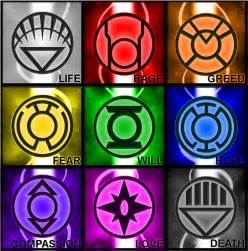 green lantern ring colors what is your lantern s color by golemlord777 on deviantart