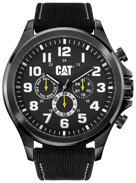 pu 169 64 111 operator multi all black catwatches