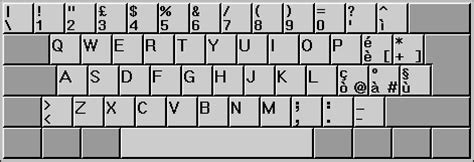 microsoft word spanish keyboard layout windows 7 italian keyboard typing capitalized accented