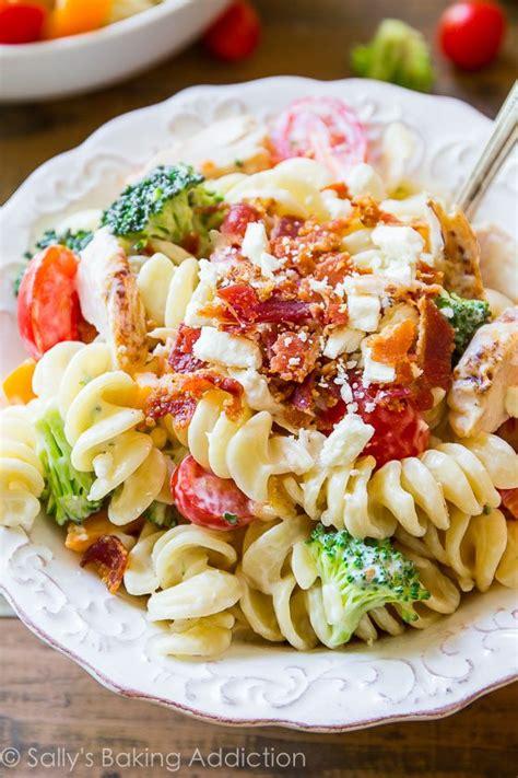 quick pasta salad quick pasta salad