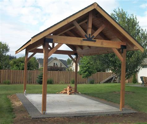 backyard shelter plans back yard pavilion shed plans house design and