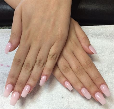 All Nail by Light Pink Nails Www Imgkid The Image Kid