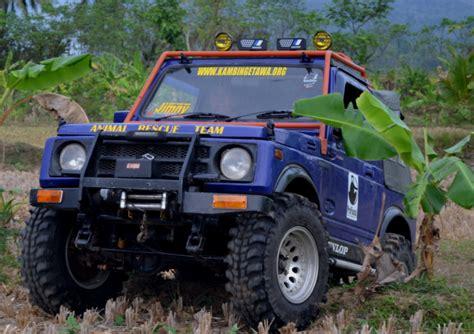 Mobil Jeep Road Murah gambar modifikasi mobil jeep jimny jangkrik trend