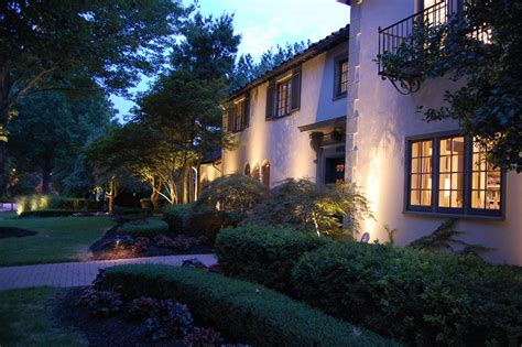 Custom Landscape Lighting Custom Landscape Lighting Irrigation Omaha Ne
