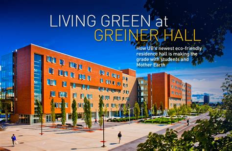 ub housing greiner hall university at buffalo