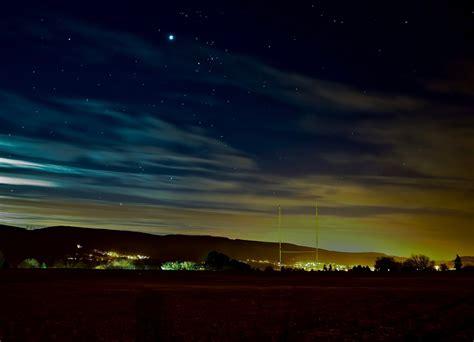 light pollution go stargazing
