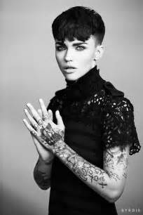 ruby rose tattoo oitnb s ruby flaunts tattoos in byrdie shoot