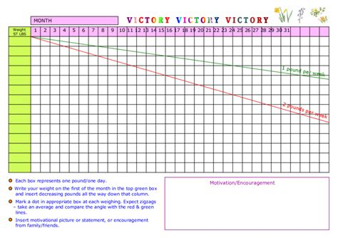 search results for free printable weight loss tracking