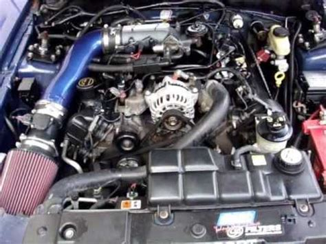 how to: engine clean ford mustang gt youtube