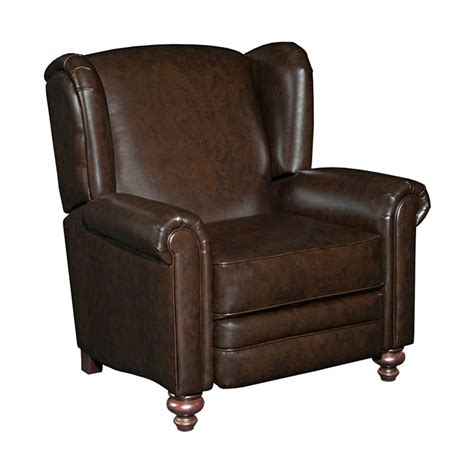 broyhill leather recliner broyhill 2513 0 cecil low profile recliner discount