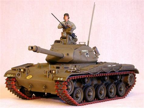 badebukser c 1 72 79 m41 walker bulldog light tank usa miniature models
