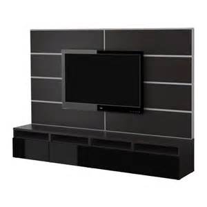 Besta Tv Bench Tv Storage Combination Wall Unit