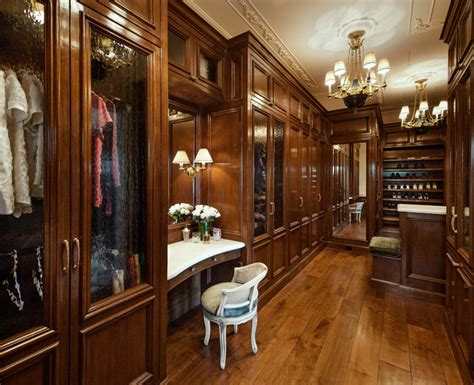 The Closet Santa Barbara by Classic Palladian Villa In Montecito Mediterranean