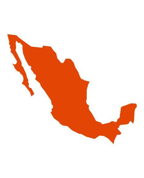 map of usa mexico map vector mexico map vector