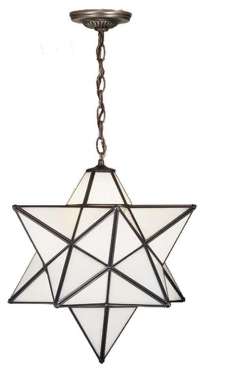 Meyda Tiffany Moravian Star 24 Quot Modern Contemporary Moravian Pendant Light