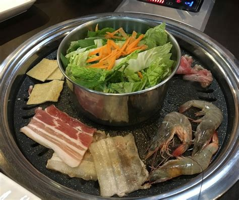 allu unlimited grill shabu shabu  sm city masinag